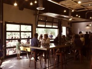 Sanitas Brewing tap room