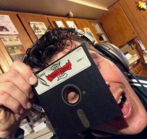 5 1/4 floppy