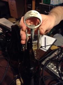 Starship beer opener