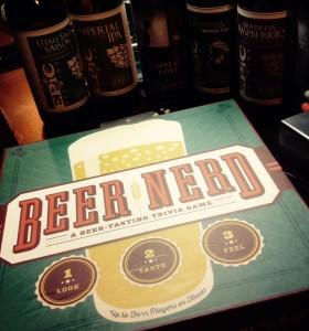 Beer Nerd game