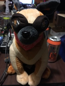 Fallout4 stuffed animal