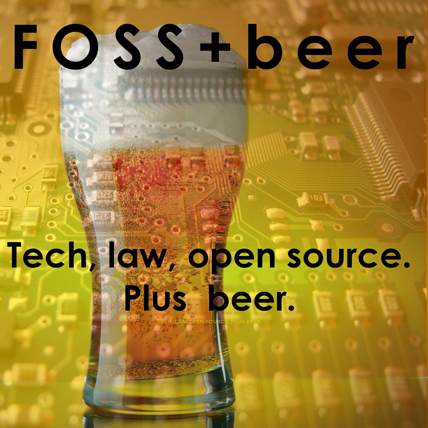 FOSS+beer